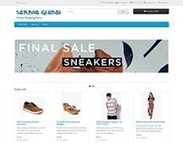 Sarbha Global Ecommerce Store