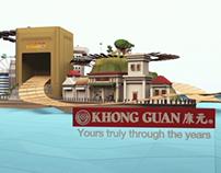 Khong Guan, Yours Truly