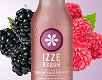 IZZE Campaign Redesign