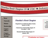 Martha Reid 19 UDC