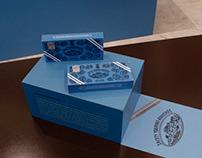 150 Xρόνια Υγείας Παυλίδη /Package Design