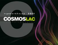 COSMOS LAC pricelist 2008
