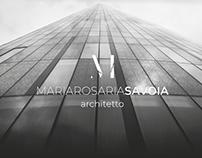 Mariarosaria Savoia, architetto | Brand Identity