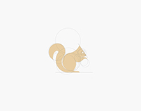Logo Collection: Animals & Golden Ratio pt. 2