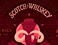 Maymmoth Whiskey Label