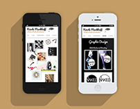 Website Design & Development - Fashion Media Production