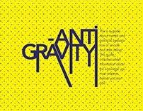 ANTI-GRAVITY //2 /Magazine Design
