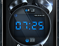 iOS Alarm Clock App