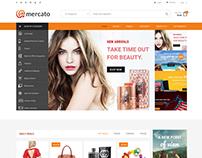 Emercato Supermarket - Sectioned Shopify Theme