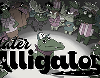 Later Alligator, A New Comedy-Adventure Game