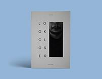 Photozine : Look Closer