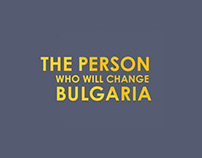 The person who will change Bulgaria