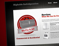 Highside Refrigeration Website