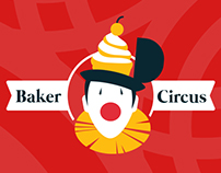 Teaser Posters - Baker Circus