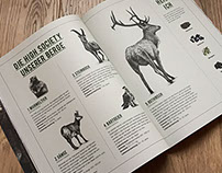 Illustrations swiss tourismus magazine