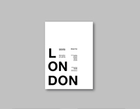 Typography & Layout Explorations