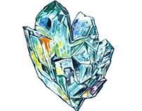 Personal - Healing crystals + gemstones