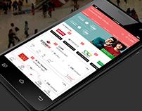 UI : Fashalot - Promote OFFLINE Shopping