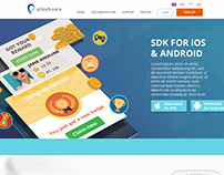 Playbasis Website SDK section