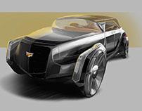 Cadillac Tonneau