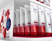 Unilever Dove AHS Display