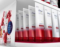 Unilever Dove AHS Display