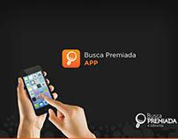 Busca Premiada - Design APP