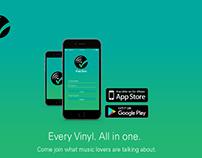 Vinyl Sync App