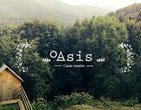 Oasis - Identidad + Landingpage