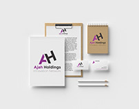 Logo, business cards and letterhead design