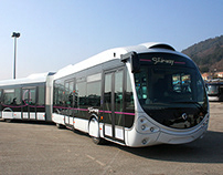 NANCY - Bus Rapid Transit