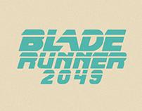 Blade Runner 2049 Alternative Movie Posters