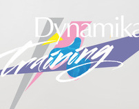 Brand creation : DYNAMIKA TRAINING