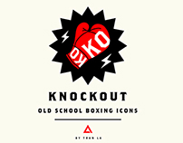 Knockout: Old School Boxing Icons
