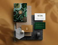 Niven Coffee | Branding