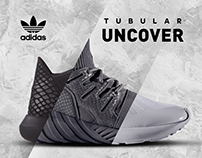 Adidas TUBULAR UnCover  World's 1st Live Web Gameshow