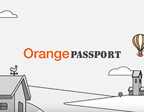 Orange Passport- Youtube Spots