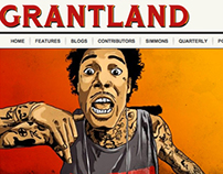 Grantland: Gunplay Illustration