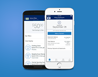 Amex Mobile Redesign
