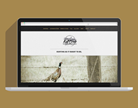 Full Circle Outfitters Website Re-Design