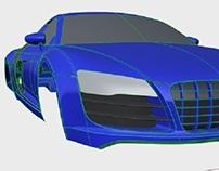 Audi R8, Rhino 5