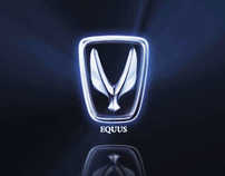 Hyundai Equus iPad App
