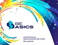 ASICS: CAMPANHA QUALIDADE DE VIDA BE ASICS | 2018