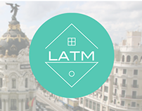 Website for renting flats in Madrid