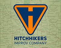 Hitchhikers Improv Company Logo 2015