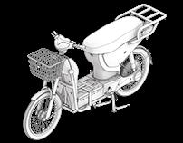 Mahjouba Prototype Bike