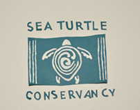 Sea Turtle Conservancy - Stop Motion Logo Reveal