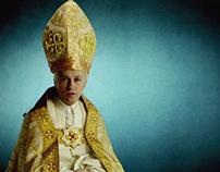 Papal Securities, SNL, starring Christoph Waltz
