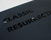 Classic Resurrection Process Book