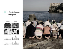 Algiers Public Space - Typology Study